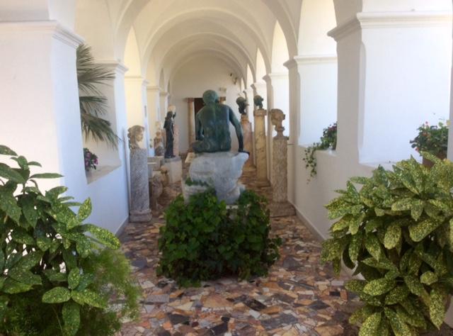 Arbetsstipendium på San Michele