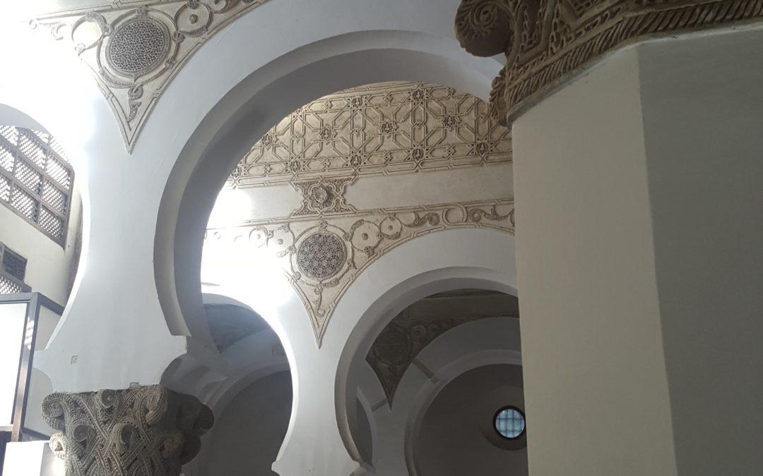 Museets intendent gästbloggar från museimöte i Toledo