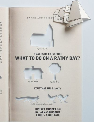 What to do on a rainy day