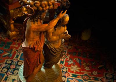 Dopfunt i Tyska kyrkan