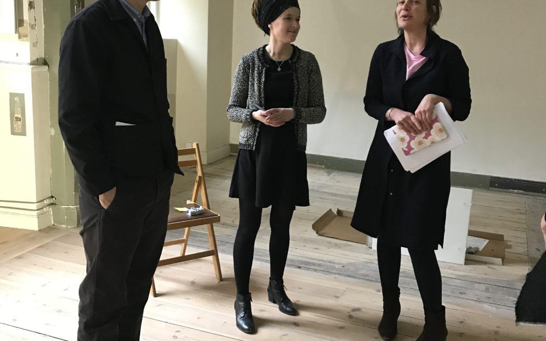 Kulturministern på besök