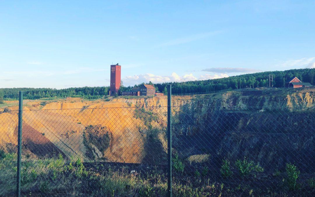 Kibbutzen i Falun och Falu gruva