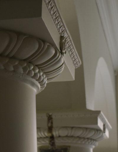 Interiörbild Judiska museet. Foto: Judiska museet.