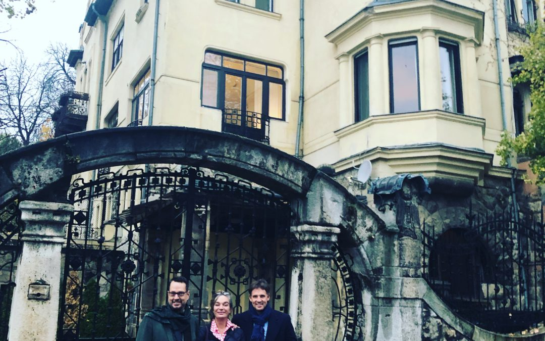 Spåren av Raoul Wallenberg på judiskt museimöte i Budapest