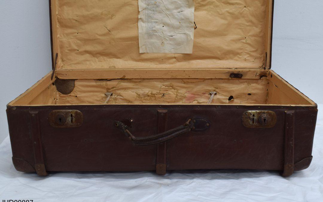 En resväska säger mer än tusen ord